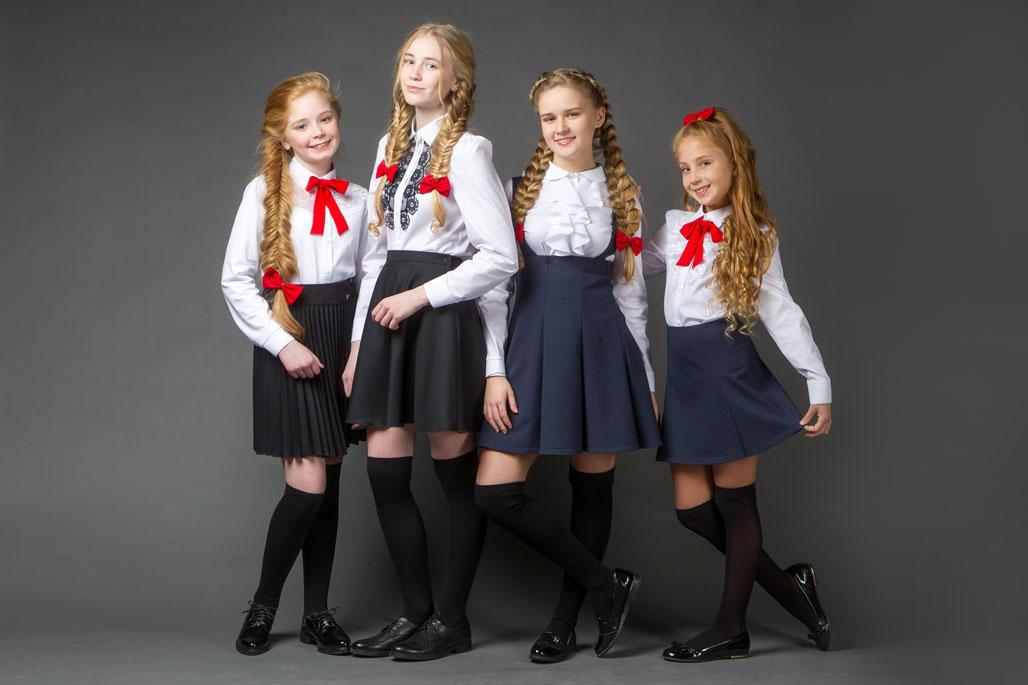 Школьные юбки для девочек. Как выбрать юбку